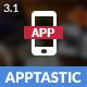 Apptastic   PhoneGap & Cordova Mobile App - CodeCanyon Item for Sale