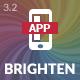 Brighten Mobile   PhoneGap & Cordova Mobile App - CodeCanyon Item for Sale