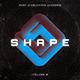 Shape Music Album Cover Artwork Template - GraphicRiver Item for Sale