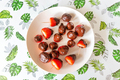 Strawberries in chocolate - PhotoDune Item for Sale