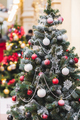 Unusual ideas for decorating Christmas tree, New Year mood - PhotoDune Item for Sale