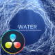 Water - Inspirational Titles - DaVinci Resolve - VideoHive Item for Sale