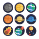50 Astronomy Icons - GraphicRiver Item for Sale