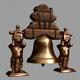 Campana de Dolores (Dolores´s Bell) - Mexico - 3DOcean Item for Sale