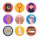 50 Ramadan Icons - GraphicRiver Item for Sale