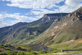 Five Springs Point near the Bighorn Mountains in north central Wyoming on a sunny afternoon - PhotoDune Item for Sale