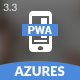 Azures | Mobile Template & PWA - ThemeForest Item for Sale