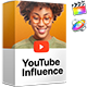 Youtube Pack Influence   Final Cut - VideoHive Item for Sale