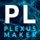 Plexus Maker Photoshop Extension - GraphicRiver Item for Sale