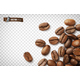 Vector Realistic Coffee Beans - GraphicRiver Item for Sale