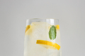 Close Up View of Glass of Lemonade. - PhotoDune Item for Sale