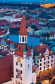 View of old town tower by night - PhotoDune Item for Sale