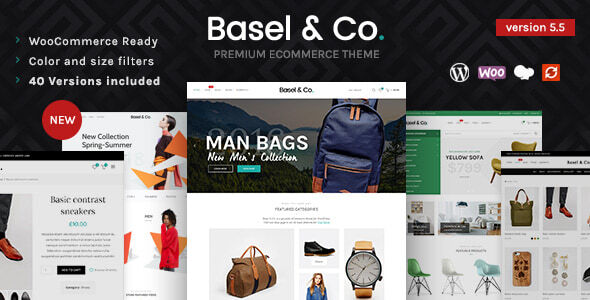 Basel - Responsive WooCommerce Theme