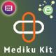 Mediku - Health Medical Elementor Template Kit - ThemeForest Item for Sale