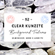 52 Clear Kunzite Background Textures - 3DOcean Item for Sale