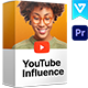 Youtube Pack Influence   Premiere Pro - VideoHive Item for Sale