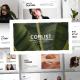 Corlist Creative Google Slide - GraphicRiver Item for Sale