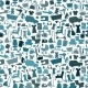 Shopping Icons Pattern with Theme for Sale - GraphicRiver Item for Sale