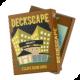 Escape Card Game Box Mockup - GraphicRiver Item for Sale