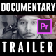 Documentary Trailer - VideoHive Item for Sale