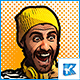 Comic Toon - GraphicRiver Item for Sale