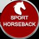 Competitive Sports Horseback