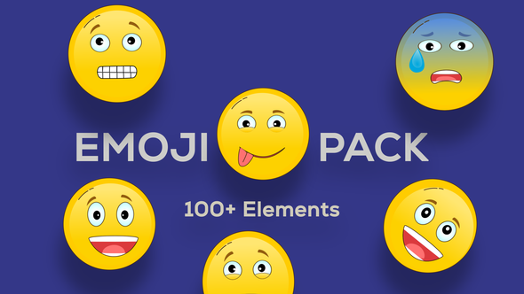 Emoji Animation Pack