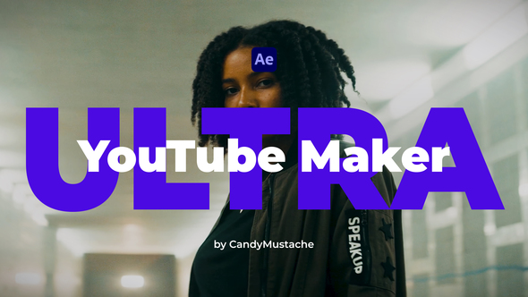 Ultra YouTube Maker | After Effects