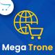 MegaTrone - OpenCart Multi-Purpose Responsive Theme - ThemeForest Item for Sale