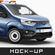Toyota Proace Mockup - GraphicRiver Item for Sale