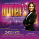 Women Conference Church Flyer - GraphicRiver Item for Sale