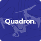Quadron | Drone UAV Business & Videography HTML Template - ThemeForest Item for Sale