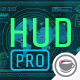 HUD Pro Infographic Elements - GraphicRiver Item for Sale