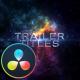 Space Cinematic Titles - DaVinci Resolve - VideoHive Item for Sale