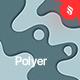 Polyer - Plastic Splash Background - GraphicRiver Item for Sale