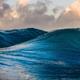 Sea Waves Beat The Stones