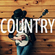Country Bluegrass Banjo Acoustic Folk