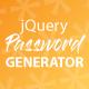 jQuery Password Generator - CodeCanyon Item for Sale