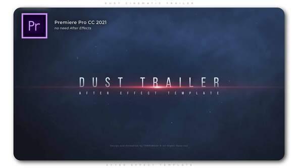 Dust Cinematic Trailer