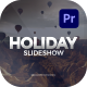 Holiday Slideshow for Premiere Pro