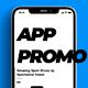 Dynamic & Clean App Promo Video 3D Mockup - VideoHive Item for Sale