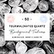 50 Tourmalinated Quartz Background Textures - 3DOcean Item for Sale