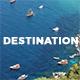 Destination - Travelling Presentation Template - GraphicRiver Item for Sale