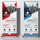 Coporate Roll up banner - GraphicRiver Item for Sale