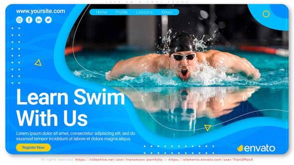 Lets Swim Pool Promo