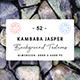 52 Kambaba Jasper Background Textures - 3DOcean Item for Sale