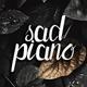 Sad Piano - AudioJungle Item for Sale