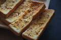Close-up view of the garlic breadsticks - PhotoDune Item for Sale