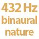 Handpan Soundscape 432 Hz Remix