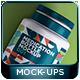 Medication Bottle Mockup 001 - GraphicRiver Item for Sale